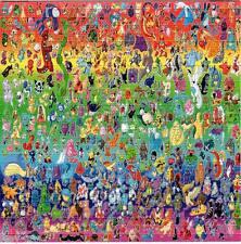 POKEMON -  BLOTTER ART perforated psychedelic LSD Acid Art paper sheet tabs