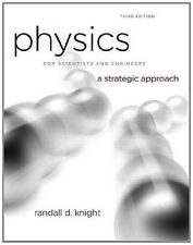 Physics for Scientists and Engineers A Strategic Approach Third Ed 9780321740908