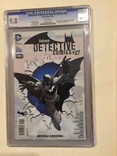 DETECTIVE COMICS #27 CGC 9.8 SPECIAL EDITION REPRINT