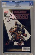 New Avengers #2 / Cgc 9.8 (0709117005)