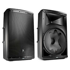 JBL EON615 1000-Watt 15-inch 2-Way Powered Speaker Pair with Bluetooth Control