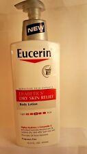 Eucerin Diabetics' Dry Skin Relief Body Lotion 16.9oz Pump Damaged