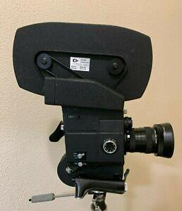 Camara Canon Scoopic 16M adaptada a chasis 120m