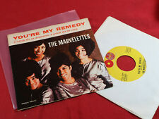 "The Marvelettes  YOU'RE MY REMEDY  7"" Single Tamla T 54097 USA 1964 first"