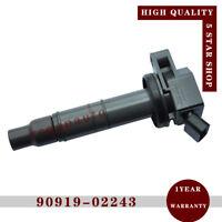 OEM Denso 90919-02243 Ignition Coil for Camry Highlander RAV4 Solara 2.4L