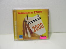 (Rare) Baccalaureat 2003 Import CD cd7877