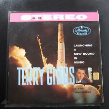 Terry Gibbs And His Orchestra - Launching A New Band LP VG+ SR-60112 1st Record