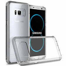 For Samsung Galaxy S8 Plus Case Slim Thin Clear Tpu Silicon Soft Back Cover