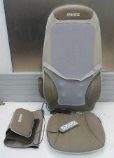 HoMedics CBS-1000-EU Shiatsu Massageauflage Vibrationsmassage Rechnung D39271