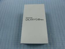 Samsung Galaxy SIII/S3 Neo GT-I9301I 16GB Weiß! Ohne Simlock! TOP ZUSTAND! OVP