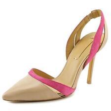 Sandalias y chanclas de mujer de color principal crema de piel talla 38