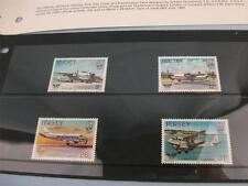Aviation Decimal Channel Islander Regional Stamp Issues