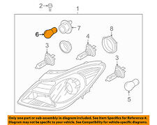 HYUNDAI OEM 13-15 Elantra-Headlight Headlamp Bulb 1864955009S