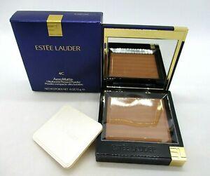 Estee Lauder 4C AeroMatte Ultralucent Pressed Powder ~ 4C Deep Cool ~