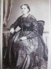 Photographie ancienne 1900 femme élégante Photographe Beaune mode costume