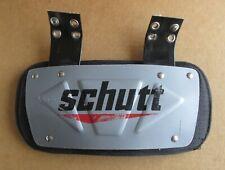 Schutt 7992 Varsity Football Shoulder Pad Back Plate W/Hardware