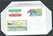 1983 ITALIA AEROGRAMMA TRASVOLATA ATLANTICA - P