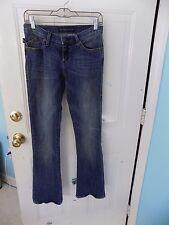 Rock & Republic Kasandra Flare Jeans Size 4 M Women's EUC FREE USA SHIPPING