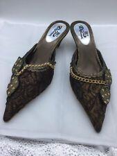 Damenschuhe DAFUMEN Größe 36 Sandalen Bronze Neu & OVP