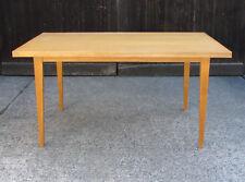 Hellerau Seltener Tisch Esstisch Schreibtisch Höhe:74cm, Mit Glasplatte  158x75cm