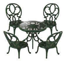 Figura Epoch Sylvanian Families muñeca mesa sillas de jardín Set Ka-621 sb