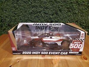 104th Running Indy 500 1:18 Die-cast Car 2020 Indycar Greenlight