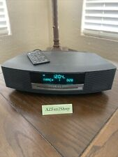 New listing Bose Wave Music System Iii w/Cd Player Am Fm Radio w/Remote Tested