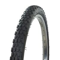 ORIGINAL BICYCLET IRE DURO 24 X 1.95 BLACK//BLACK SIDE WALL IN HF-822 THREAD NEW