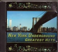 NEW YORK UNDERGROUND GREATEST HITS, DJ CUCU PUERTO RICO COMO DJ NELSON, DJ JOE,