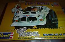 Revell Deal's Wheels TIREBIRD FIREBIRD OLD SCHOOL Model Car Mountain KIT fs