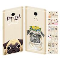Soft TPU Phone Case Cover For Xiaomi Redmi Note4/4X 4/5XAnimal Printing Pattern