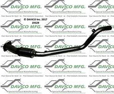 Catalytic Converter-Exact-Fit Right Davico Exc CA 19329