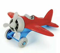 Green Toys Airplane - BPA Free Phthalates Free Red Aero Plane for Improving A...