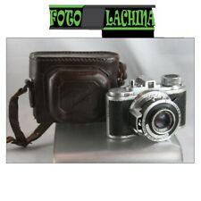 PHOTAVIT IV Camera con Xenar 37,5 mm f 2,8  del 1947.  No Minox No Rollei