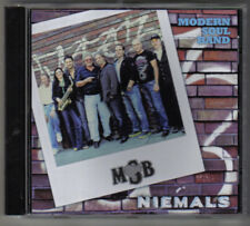 Modern Soul Band - Niemals (Maxi CD - Selten) !!! A Label Of Magicron Label 2012