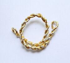 Fashion Jewelry Flexible Bendy Snake Twisty Necklace Armlet Bracelet Wristband