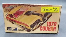MPC 2270 1970 MERCURY COUGAR XR7 ANNUAL 1/25 MODEL Car Mountain