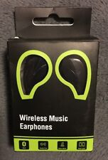 Wireless Blutooth Headphones  ios or Android Compatible