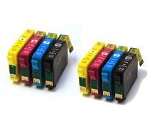8 non-OEM Inks 18XL XP-30 XP-305 XP-402 XP-405 XP-405WH T1811 T1812 T1813 T1814
