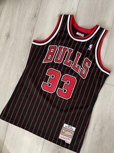 Scottie Pippen NBA Swingman Jersey 1995-96 Mitchell & Ness Chicago Bulls