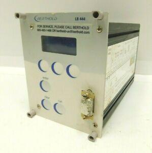 Berthold LB 444 Level Transmitter Density Meter LB-444-02