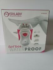 Epilady Waterproof Epilbox EP920-201 Epilator rechargeable Hair Removal Device