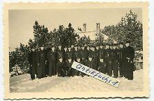 Foto - 1: marina alemana-soldados en Bergen en Noruega en el 1941 2.wk