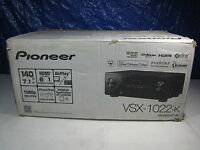 PIONEER VSX-1022-K 7.1 CHANNEL 3D READY 140W AV HOME THEATER RECEIVER