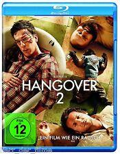 HANGOVER 2 (Bradley Cooper, Zach Galafianakis) Blu-ray Disc NEU+OVP