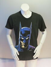 Vintage Batman Shirt - Classic Face Graphic (1989) - Men's Large