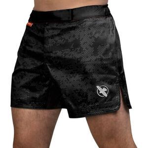Hayabusa Hex Mid-Length Muay Thai Kickboxing MMA Shorts Kick Boxing S M L XL 2XL