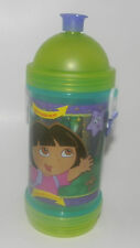 Dora The Explorer Sip N SNack Canteen Water Bottle