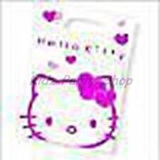 Hello Kitty Party - 6 botín Bolsos-Pink & white Cumpleaños-Envío Gratis En Reino Unido