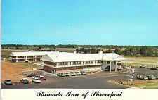 Shreveport, Louisiana, Ramada Inn - Postcard (I)